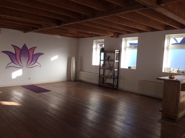 Yogaruimte Senti Yoga Poststraat 5 Klundert