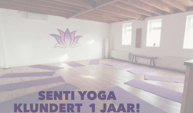 Yogaschool Klundert 1 jaar